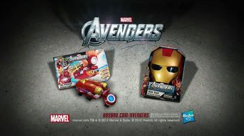 Avengers Iron Man Mission Mask TV Spot, 'Be a Mighty Hero!' - Thumbnail 9