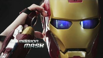 Avengers Iron Man Mission Mask TV Spot, 'Be a Mighty Hero!' - Thumbnail 7