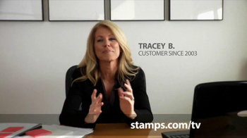 Stamps.com TV Spot, 'Customer Testimonials' - Thumbnail 1