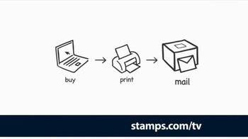 Stamps.com TV Spot, 'Customer Testimonials' - Thumbnail 3