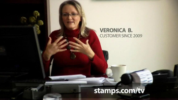 Stamps.com TV Spot, 'Customer Testimonials' - Thumbnail 9