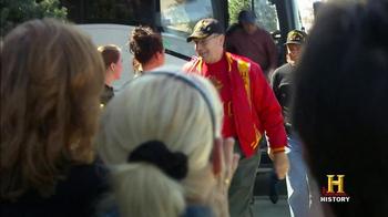 Applebee's TV Spot, 'History Channel: Veterans Day' - Thumbnail 2