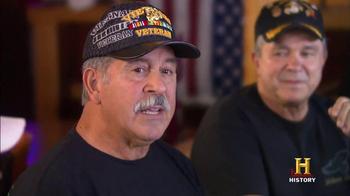 Applebee's TV Spot, 'History Channel: Veterans Day' - Thumbnail 5