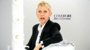 CoverGirl Simply Ageless Foundation TV Spot Featuring Ellen DeGeneres - Thumbnail 1