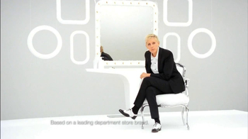 CoverGirl Simply Ageless Foundation TV Spot Featuring Ellen DeGeneres - Thumbnail 2