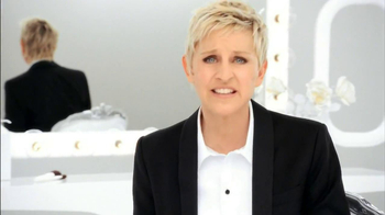 CoverGirl Simply Ageless Foundation TV Spot Featuring Ellen DeGeneres - Thumbnail 3