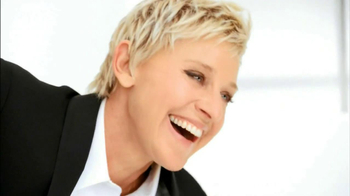 CoverGirl Simply Ageless Foundation TV Spot Featuring Ellen DeGeneres - Thumbnail 7