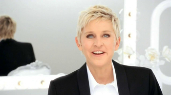CoverGirl Simply Ageless Foundation TV Spot Featuring Ellen DeGeneres - Thumbnail 9