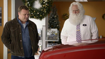 2012 Chevrolet Silverado All-Star Edition TV Spot, 'Santa Dealer' - 714 commercial airings