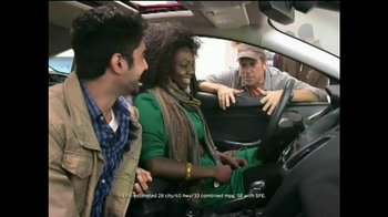 Ford Year End Celebration TV Spot, 'The New Focus' Featuring Mike Rowe - Thumbnail 4