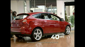 Ford Year End Celebration TV Spot, 'The New Focus' Featuring Mike Rowe - Thumbnail 5