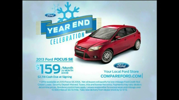 Ford Year End Celebration TV Spot, 'The New Focus' Featuring Mike Rowe - Thumbnail 8