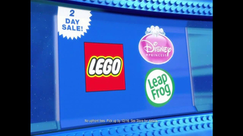 Toys R Us Update TV Spot, '2-Day Sale' - Thumbnail 5