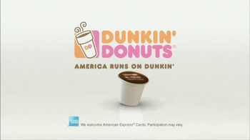 Dunkin' Donuts k-Cup TV Spot, 'Morning and Day' - Thumbnail 7