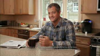 Dunkin' Donuts k-Cup TV Spot, 'Morning and Day' - Thumbnail 2