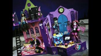 Monster High: Ghouls Rule DVD TV Spot