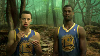 NBA Fantasy Game TV Spot Featuring Stephen Curry and Harrison Barnes - Thumbnail 6