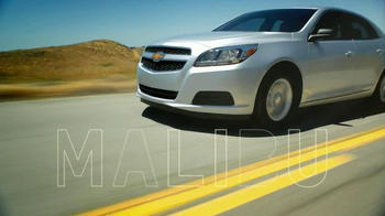 2013 Chevrolet Malibu LS TV Spot, 'Get Away' - Thumbnail 1