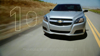 2013 Chevrolet Malibu LS TV Spot, 'Get Away' - Thumbnail 3