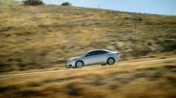 2013 Chevrolet Malibu LS TV Spot, 'Get Away' - 36 commercial airings