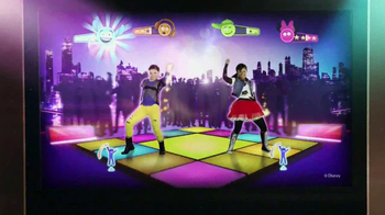 Just Dance Disney Party TV Spot, 'More Fun' - Thumbnail 4