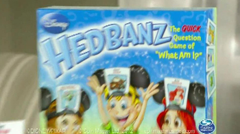 Disney Hedbanz TV Spot - Thumbnail 8