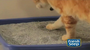 Fresh Step Litter with Carbon TV Spot, 'We Get Cats' - Thumbnail 5