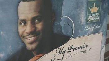 Samsung Galaxy Note II TV Spot, 'The Lebron James Family Foundation' - 3 commercial airings