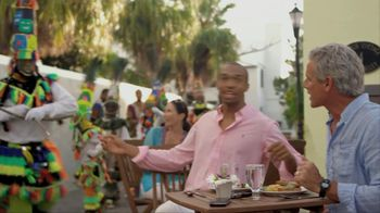 Bermuda Tourism TV Spot, 'Movers and Shakers'