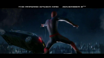 The Amazing Spider-Man Blu-Ray and DVD TV Spot - 1463 commercial airings
