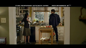 The Amazing Spider-Man Blu-Ray and DVD TV Spot - Thumbnail 1
