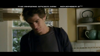 The Amazing Spider-Man Blu-Ray and DVD TV Spot - Thumbnail 2