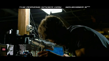 The Amazing Spider-Man Blu-Ray and DVD TV Spot - Thumbnail 4