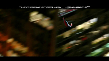 The Amazing Spider-Man Blu-Ray and DVD TV Spot - Thumbnail 5