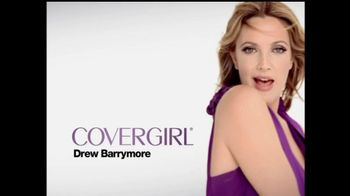 CoverGirl LashBlast Fusion TV Spot Featuring Drew Barrymore