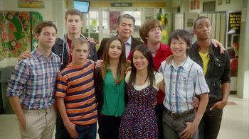 Stop Bullying Speak Up TV Spot Featuring Level Up Cast - 527 commercial airings