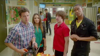 Stop Bullying Speak Up TV Spot Featuring Level Up Cast - Thumbnail 4