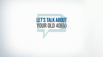 Charles Schwab TV Spot, 'Let's Talk About Your Old 401k' - Thumbnail 1
