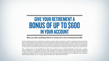Charles Schwab TV Spot, 'Let's Talk About Your Old 401k' - Thumbnail 8