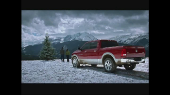 2012 Ram 1500 Express Quad Cab TV Spot, 'That Time of Year'