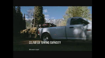 2012 Ram 1500 Express Quad Cab TV Spot, 'That Time of Year' - Thumbnail 2