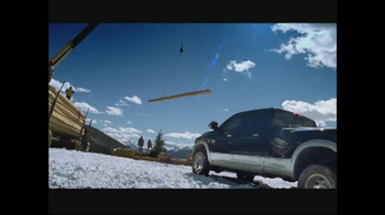 2012 Ram 1500 Express Quad Cab TV Spot, 'That Time of Year' - Thumbnail 4