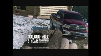 2012 Ram 1500 Express Quad Cab TV Spot, 'That Time of Year' - Thumbnail 6