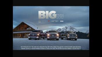 2012 Ram 1500 Express Quad Cab TV Spot, 'That Time of Year' - Thumbnail 9