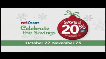 PetSmart Celebrate the Savings TV Spot, 'Pet Starter Kits' - Thumbnail 5
