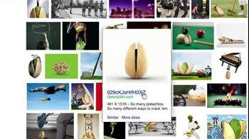 Wonderful Pistachios TV Spot 'Google'