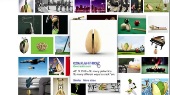 Wonderful Pistachios TV Spot 'Google' - Thumbnail 9
