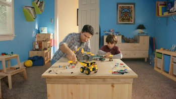 LEGO TV Spot, 'Build a Moment Together' - Thumbnail 5