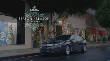 2013 Acura TL TV Spot, 'Window Shopping' Featuring Suze Orman - Thumbnail 8