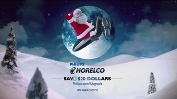 Philips Norelco Senso-Touch 3D TV Spot, 'Upgrade' - Thumbnail 9